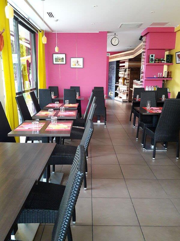 salle restaurant Le Quart d'Heure Indien