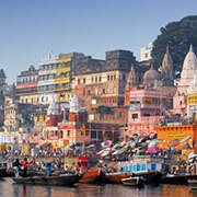 Inde colorée