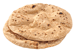 Pains indiens Chapati