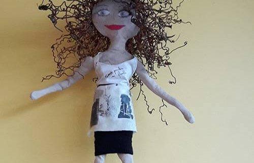exposition de poupées Catherine SICOT 1