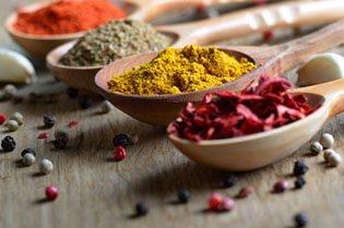 quatre épices indiennes